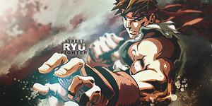 Ryu SOTW Entry by fireproofgfx