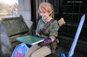 Link has a book by Bodatheyoda