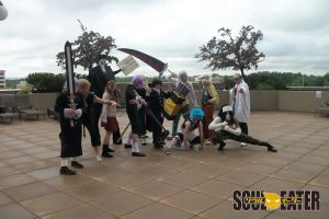 Soul Eater group AO Double One 2012 by Dusha-Soul