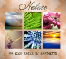 Icon Bases: Nature by Sardistri