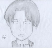 Corporal Levi by Soularie