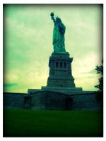 Statue of Liberty by SeiMissTake