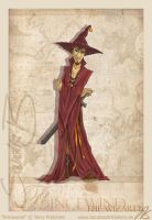 Final version of Rincewind by SplatterPhoenix