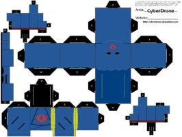 Cubee-Cobra Commander 'Ver2' by CyberDrone