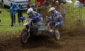 Sidecar cross outfit #11 @ Langrish by Petrol-Head-Images