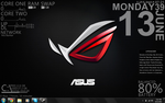 ASUS ROG Desktop by julioissk84life