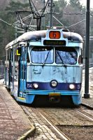 Tram m28 by ProjektGoteborg