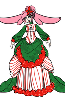 Christmas Victoria by RottenAlice