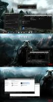 FUS RO DAH!!!  -Skyrim Visual Style- by snipes2