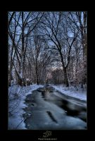 Walking on Thin Ice by JohnMeyer