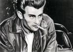 James Dean by LilliKeks
