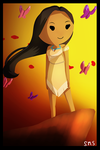 Pocahontas by TheRainbowRose