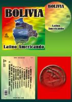 Bolivia - CD Cover by lotus82