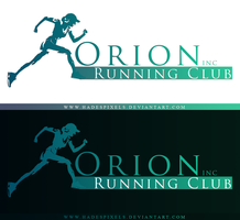 Orion Running. by HadesPixels