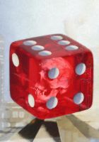 Dice with Death by Topaz172