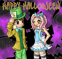 Digi: A Koumi Halloween by Miss-Mae