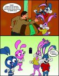 The Doctor and The Bunnies by systemcat