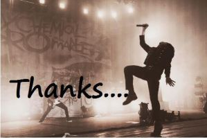 6. Thanks My Chemical Romance... Thanks by DeathTransistor
