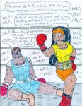 Boxing Championship - Valerie Grey by Jose-Ramiro
