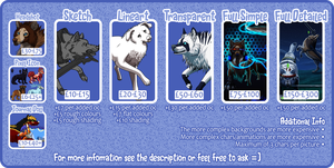Commissions Prices! -OPEN by Jenny2-point-0