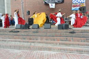 Puerto Rican/Latin Festival, Just A Little Dance 9 by Miss-Tbones