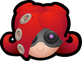 Octoling Goggles Icon by Doctor-G