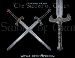 The Sword of Truth by TheIronRing