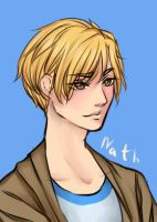Amour Sucre - Nath by LeonRin