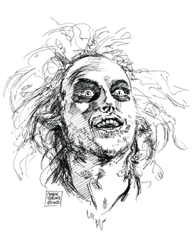 Beetlejuice by characterundefined