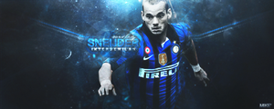 Wesley Sneijder by mikeepm