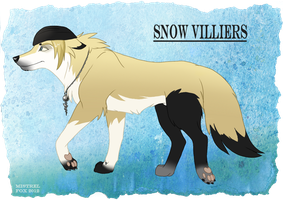 ::Kiriban pic:: Snow Villiers by Mistrel-Fox