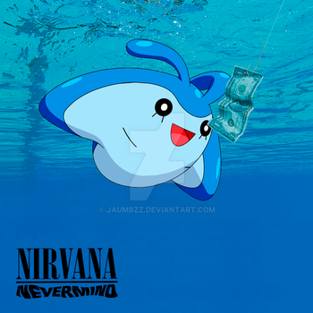 Pokecover | Nevermind by JAUMBZZ