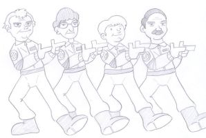 The Ghostbusters 8.5.13 by Super-Josh