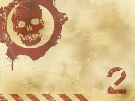 Gears of War 2 by crodr04