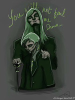 You will Not Fail Me Draco by deimlacquer