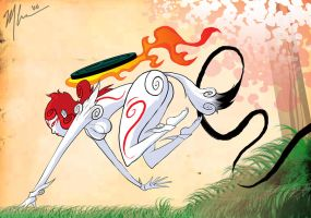 Video Girls: Okami by GuitarAtomik