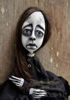 Gothic At Doll Sally by VeronikaLozovaya