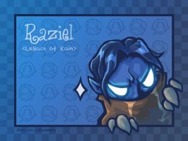 Raziel Wallpaper by Lokasenna