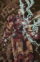 Ironman by sparksel