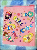 My Sailor Moon S Bag by Sweet-Blessings