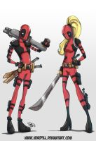 The Deadpools by HeroPill