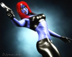 Mystique by PGandara