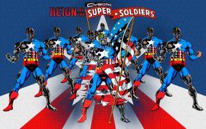 Reign of the Cyborg Super Soldiers by Superman8193