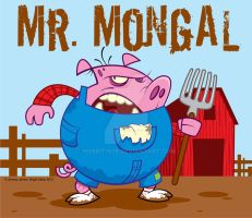 Mr. Mongal by Hobbit1978