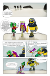 Sonic Heroes 2 - Babylon - page 13 by Missplayer30