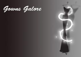 Gowns Galore by JackIsAnewbie