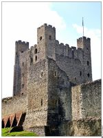 Rochester Castle 010 (20.09.13) by LacedShadowDiamond