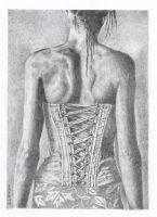 The Corset Girl by artistik-ly-bent