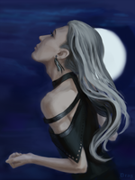 Die Nacht des Vollmond by dragon--of--fate