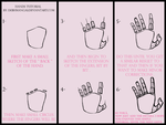 Hands Tutorial by DebhMangas